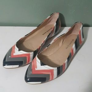 Gianni Bini Patterned Flats